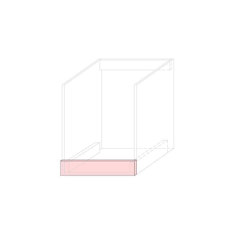 LARA L600 - Oven base cabinet