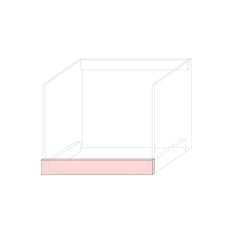 LARA L900 - Oven base cabinet