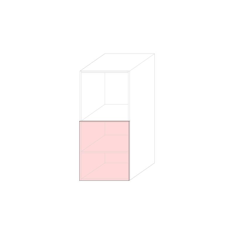 LARA L600 - Tall mini oven cabinet H1320