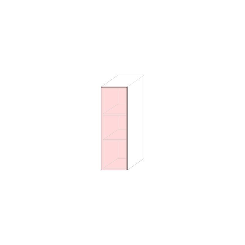 LARA L300 - Wall cabinets H960