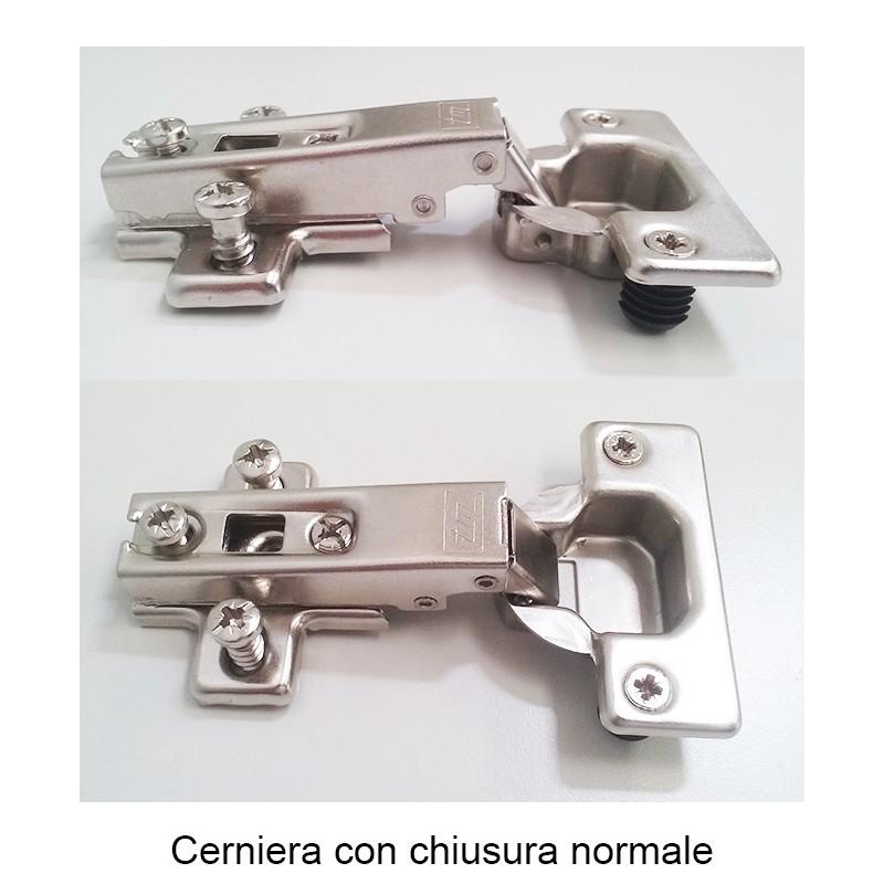 Pair of hinges - DOORS H1315 / H1555